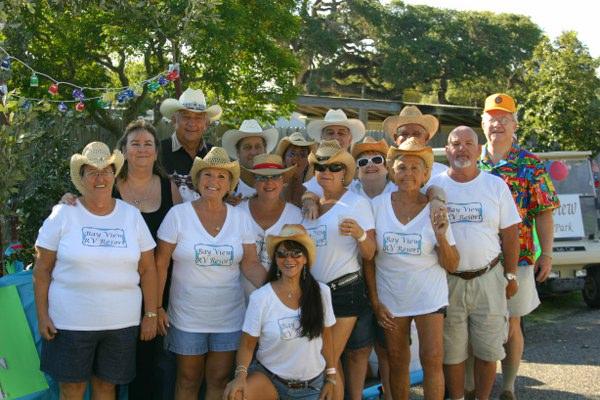 2010 Seafair Parade Crew
