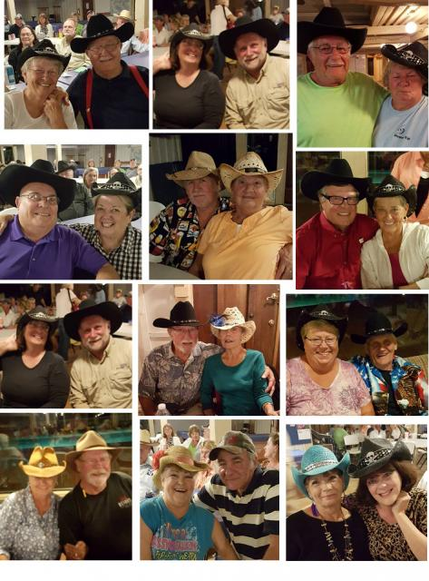 Cowboy Hats2 @ Bo Rivers concert