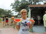 Memorial Day Watermelon Contest (Becky- Activities Director)